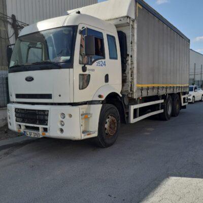 34 GF 3703 Aracımız